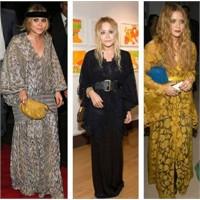 Ünlüler Ve Kimono Stili