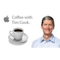Apple Ceo'su İle Kahve İçmek İster Misiniz?