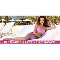 Romantik Modellerle Plajlarda Grace Kelly Akımı!