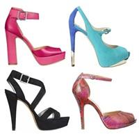 Nine West 2012 İlkbahar -yaz Ayakkabı Modelleri