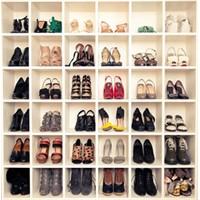 Kullanışlı Ayakkabı Dolabı Dekorasyon Fikirlerimiz