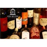 Vera Melissa'da Şarap Gecesi Notları