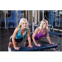 Kadınlar İçin Göğüs Egzersizleri