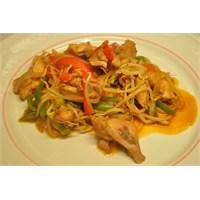 Çin Usulü Tavuk Yapalım!