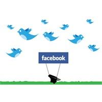 Twitter Hesabınızı Facebook'a Bağlayın!