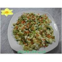 Leziz Coleslaw(Beyaz Lahana)salatası