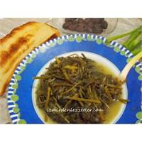 Zeytinyağlı Arapsaçı Yemeği