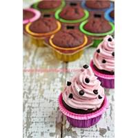Rengarenk Kakaolu Muffin