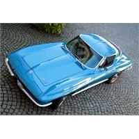 Kusursuz Güzellik! 1966 Corvette Çırağan'da