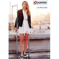 Superga For The Blonde Salad İkinci Koleksiyonu