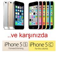 İphone 5s Ve İphone 5c Karşınızda Tüm Detaylar!