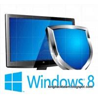 Windows 8 İçin Güvenlik Önlemleri