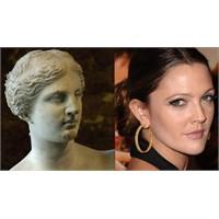 Tarihteki güzel kadınlar ve günümüz