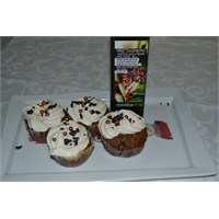 Anneminelinden Kakaolu Mastihali Cupcake