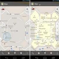Google Maps 6.0 Artık Binaların İçini Gösteriyor