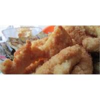 Fazlıkızından Patlıcan , Biber & Galeta Unlu Tavuk