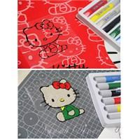 Hello Kitty Tişört Yapımı