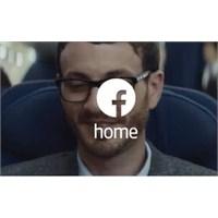 Facebook Home İçin İlk Tv Reklamı Geldi!