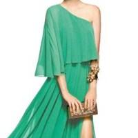 Su Yeşili Elbiseler