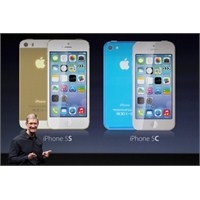 İphone 5c Ve İphone 5s Galeri