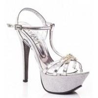 Platform Topuklu Abiye Ayakkabı Modelleri 2014