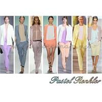 Trend Raporu : 2012 İlkbahar Renkleri