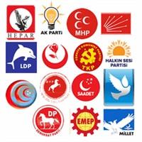 Partilerin İnternet Adresleri Seçim 2011