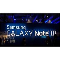 Samsung Galaxy Note 3 Özellikleri !