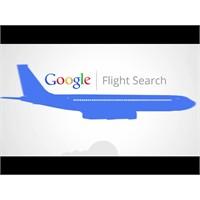 Google'dan Yeni Servis: Uçuş Arama (Flight Search)