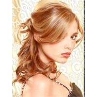 Mezuniyet Balosu İçin Saç Modelleri