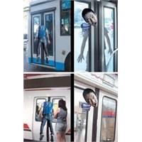 Metrobüste Olağan Bir Gün