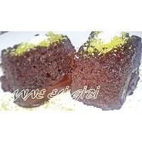 Bol Çikolata Sosuyla Nefis Islak Kek