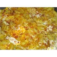 Yumurtalı Patates Tarifi (Geleneksel Lezzet)