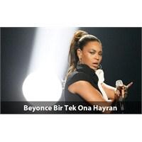 Beyonce, Obama'ya Destek Çıktı