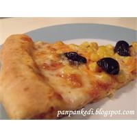 Havuçlu, Mısırlı Vejeteryan Pizza