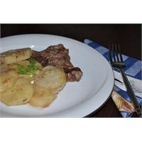 5 Dakikada Hazırla 1 Saatte Pişir: Patates Buğulam