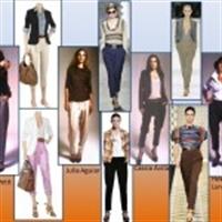 2010 Modasında Havuç Paça Pantalon Modası