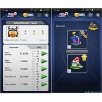 Android Futbol Menajerlik Oyunu 2014