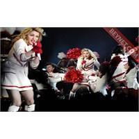 Lady Gaga - Madonna Savaşı Büyüyor