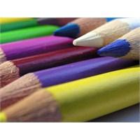 Renkli Kalemlerden Kolye Yapımı