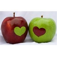 Günde En Az Bir Elma Yiyin