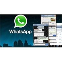 Whatsapp İphone Uygulamasi Geçici Olarak Ücretsiz