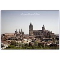 Altın Şehir Salamanca (İspanya)
