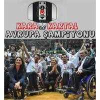 Beşiktaş Avrupada Engelsiz