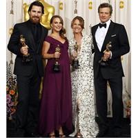 Oscar'da Kuyruklu Yıldız Geçidi