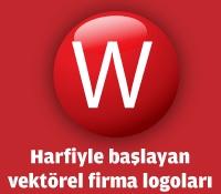 W Harfiyle Başlayan Vektörel Logolar