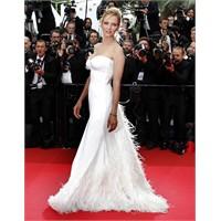 Cannes Kuğusu: Uma Thurman