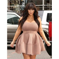Koca Ayak Kim Kardashian..