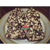 Cevizli Mozaik Pasta Tarifi - Gurme