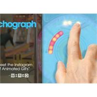 Echograph İle Hareketli Resimler Oluşturun